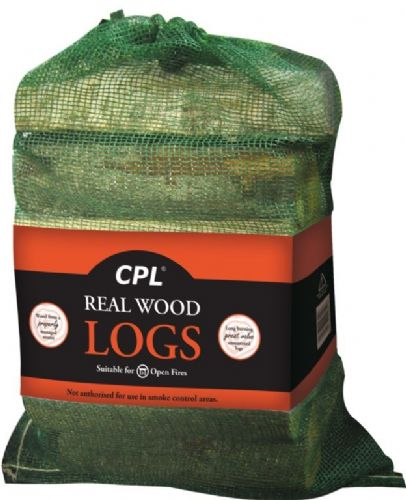CPL Real Wood Logs For Open Fires